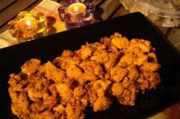 Pollo al curry Tikka Masala con arroz basmati sin lactosa