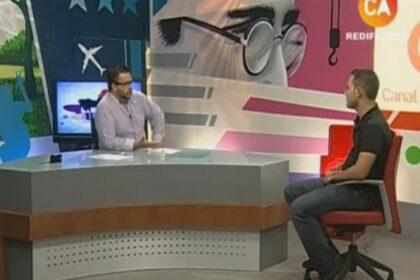Entrevista Chef Orielo en La hora de Alfredo TV Canal Almería