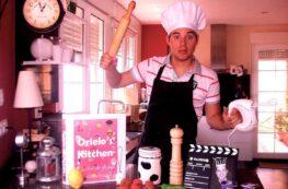 Orielo's Kitchen. Chef Orielo 1º aniversario blog