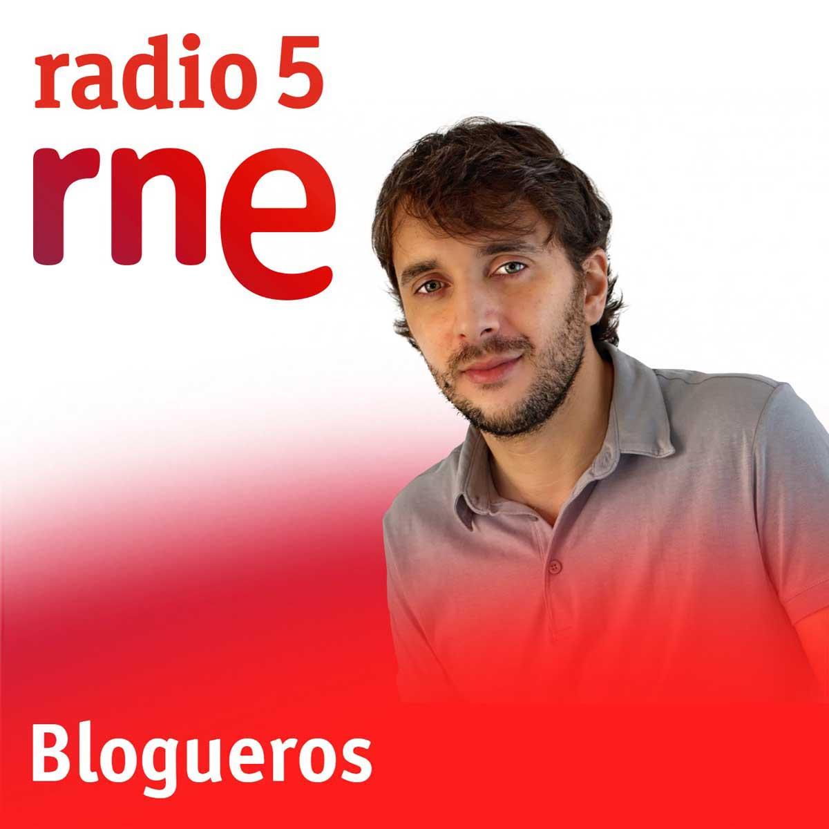 Molo Cebrián Radio 5 Blogueros. Recetas sin lactosa