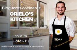 Orielo's Kitchen en Canal Cocina. Blogueros Cocineros